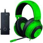 Razer Kraken Tournament Edition THX 7.1 Surround Sound Gaming Headset - Green