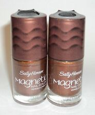 2 Sally Hansen Magnetic Nail Color KINETIC COPPER 904 Factory Sealed