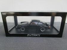 Autoart Porsche 911 Carrera 1988 schwarz AA 78013