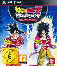 Sony PS3 Playstation 3 Spiel * Dragonball Z: Budokai HD Collection ******NEU*NEW