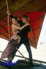 Carrie Fisher Mark Hamill Return Of The Jedi Vintage 35mm SLIDE