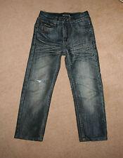 Designer REBEL CHIC Jeans Sz 6 y/5-6 ans