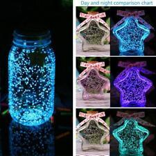 Glow In the Dark Luminous Coarse Sand Stone Fish Tank Aquarium Ornament Decor