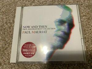 Rare Paul Mauriat Japan CD - Paul Mauriat Best Collection- Now and Then