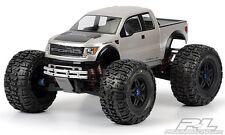 Proline Ford f-150 svt raptor Clear Body for revo 3.3, t-MAXX 3.3 - 3345-00