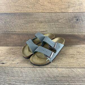 Birkenstock Arizona BS 0151213 Stone Narrow Fit Sandal 37 EU, Women 6 / Men 4 US