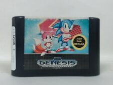 SONIC THE HEDGEHOG 2 SEGA GENESIS  ACCEPTABLE