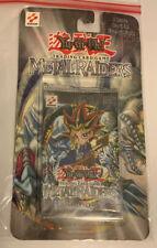 Yugioh Metal Raiders unlimited Blister Pack Original Unweighed - Rare