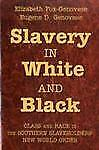 Slavery in White and Black: Class and Race in the Southern Slaveholders' New Wor