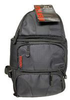 NWT Pentax 85120 DSLR Sling Bag Photography Camera Holder Durable Nylon Black