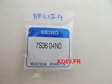 GENUINE SEIKO Case Back 7S3604N0 7S36-04N0 SNZH51 SNZH53 SNZH55 SNZH57 SNZH59