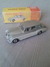 Dinky toys 198 Rolls Royce Phantom V 1962 boxed