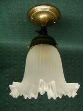 Markenlose Deckenlampen & Kronleuchter aus Glas für den Flur/die Diele