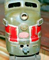 ADAMS? O scale two rail cast brass NYC Diesel loco O scale in Good Cond.
