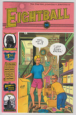 """Eightball Issue #16 11/95 Excellent Condition!  """"Yellow"""" Ghost World Edition!!"""
