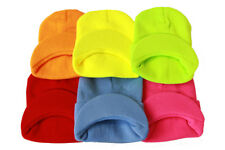 Beanie Visor 6-Pack (Various Colors)