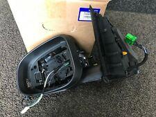 GENUINE VOLVO S80 mk2 V70 mk3 LEFT DOOR MIRROR - POWER FOLD - NO MEMORY 31386466