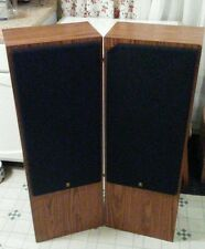 Vintage Yamaha NS-A350 Floor Standing Tower Speakers 140W