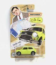 MATCHBOX Mr Bean Mini Cooper New 2020 Mini Cooper 30/100, Awesome, Collectible!