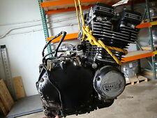82 SUZUKI GS1100 GS1100E ENGINE, MOTOR, 21,491 MILES, VIDEO INSIDE #750B-TS