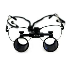 USPS 3.5X 420mm Dental Loupes Surgical Medical Binocular Optical Glasses CICADA