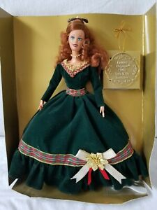 Collectible barbie dolls .Holiday  Elegance.1999.