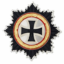 WWII German Military Officer Admiral Knight Iron Cross Medal Order Badge