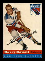 1954 Topps #3 Harry Howell  VGEX X1563818