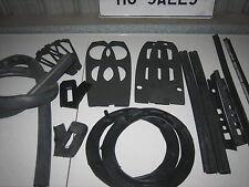 MG MGB MK1 BODY RUBBER KIT 62-66