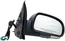 Chevy Trailblazer GMC Envoy Right Power Door Mirror 15810913 New Dorman 955-827