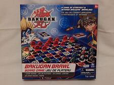 Bakugan Brawl Board Game