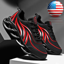 Men's Sports Jogging Running Shoes Casual Sneakers Athletic Tennis Walking Gym