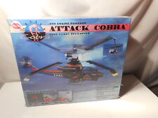 Cox 049 Factory Sealed Attack Cobra Helicopter