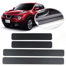 Carbon Look Protector Schwelle Tür Universal Auto Papier Aufkleber Anti-Scratch