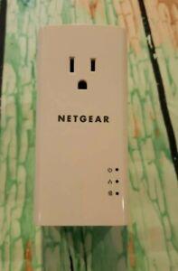 Netgear Powerline 1200 + Extra Outlet MBPS Ethernet Adapter PL1200S