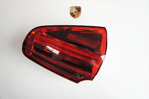 Porsche 958 Fl Cayenne Rear Light Flap R 95863106600 95863106610