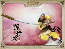 Inflames X NEWSOUL TOYS Journey to the West Monkey King(New Version) 1/6 Figure