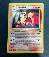 Pokémon - Arcanine - Wizard Black Star Promo 6 - italiano