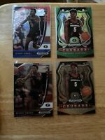 2020-21 Panini Prizm Draft Picks Anthony Edwards Lot Of 4!! RWB And Green!!!