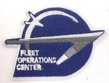"Star Trek Enterprise Fleet Operations Center 4"" Embroidered Patch (STPAT-59)"