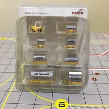 Herpa Wings 1:200 551564 Airport accessories Container Trailers