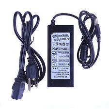 DC12V 6A Power Supply Adaptor Plug fr 3528 5050 5630 LED Strip Light CCTV Laptop