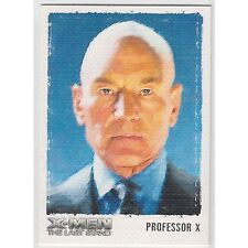 XMEN ART IMAGES Canvas The Last Stand Card ART1 Professor X