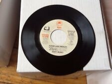 Gary Busey Clear Lake Medley 45 PROMO from Buddy Holly movie.