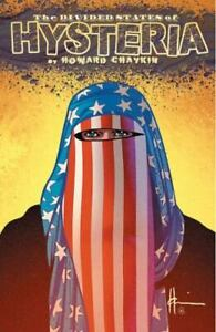 Divided States of Hysteria by Howard Chaykin (2018, Trade Paperback)