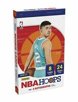 2021 Panini NBA Hoops Basketball Hobby Packs Sealed (Lot of 4)