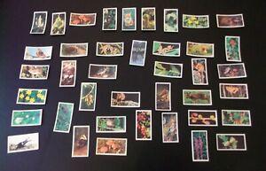 Woodland Wildlife 1980 Brooke Bond Tea Cards - Choice of Cards