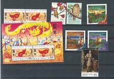 Christmas Island 1996 UMM Complete Year sg 425/33