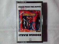 STEVIE WONDER Jungle fever mc cassette k7 ITALY COLONNA SONORA