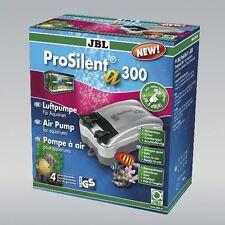 JBL  ProSilent a300 Luftpumpe für Aquarien von 100-400 l  +  GESCHENK